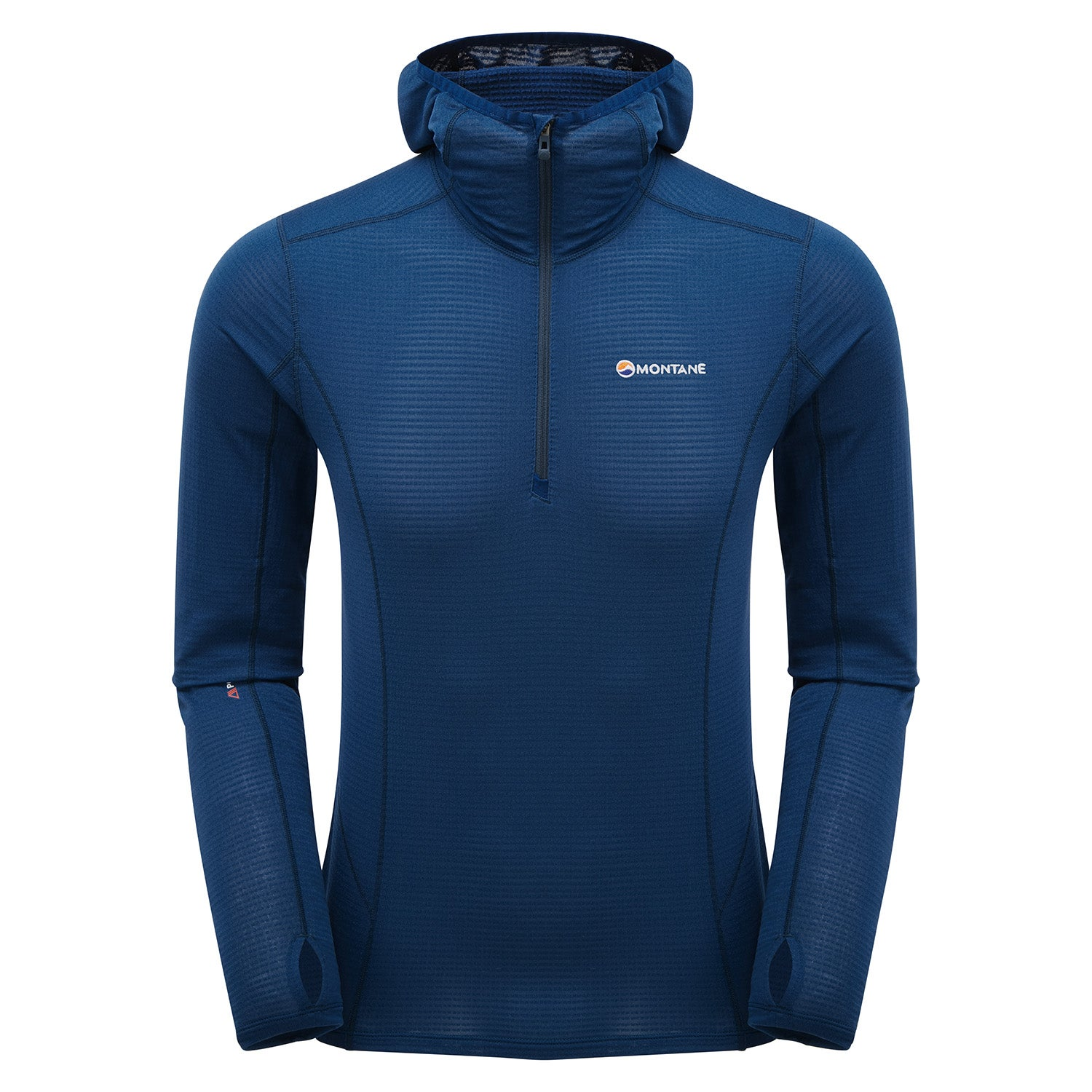 Montane Allez Micro Pull On Mens Base Layer Top Black All Sizes