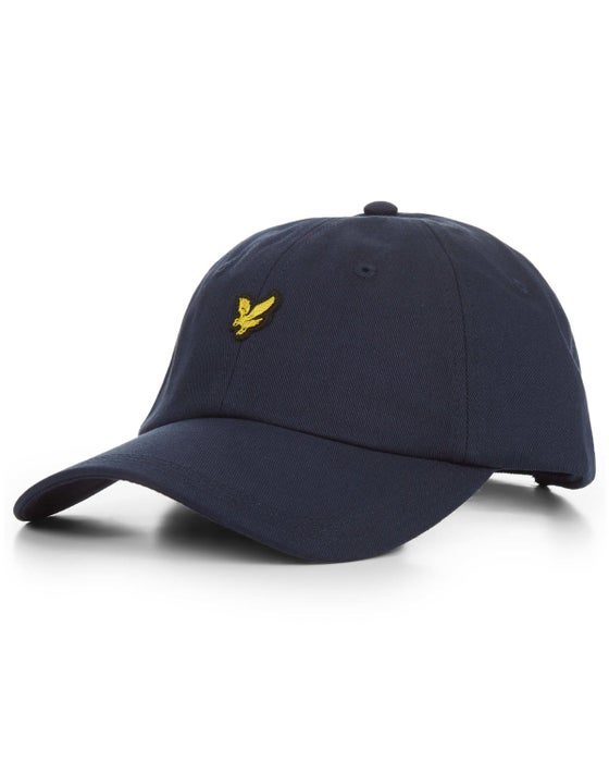 size 40 7aafd 3ac0a Lyle   Scott Baseball Cap - Dark Navy