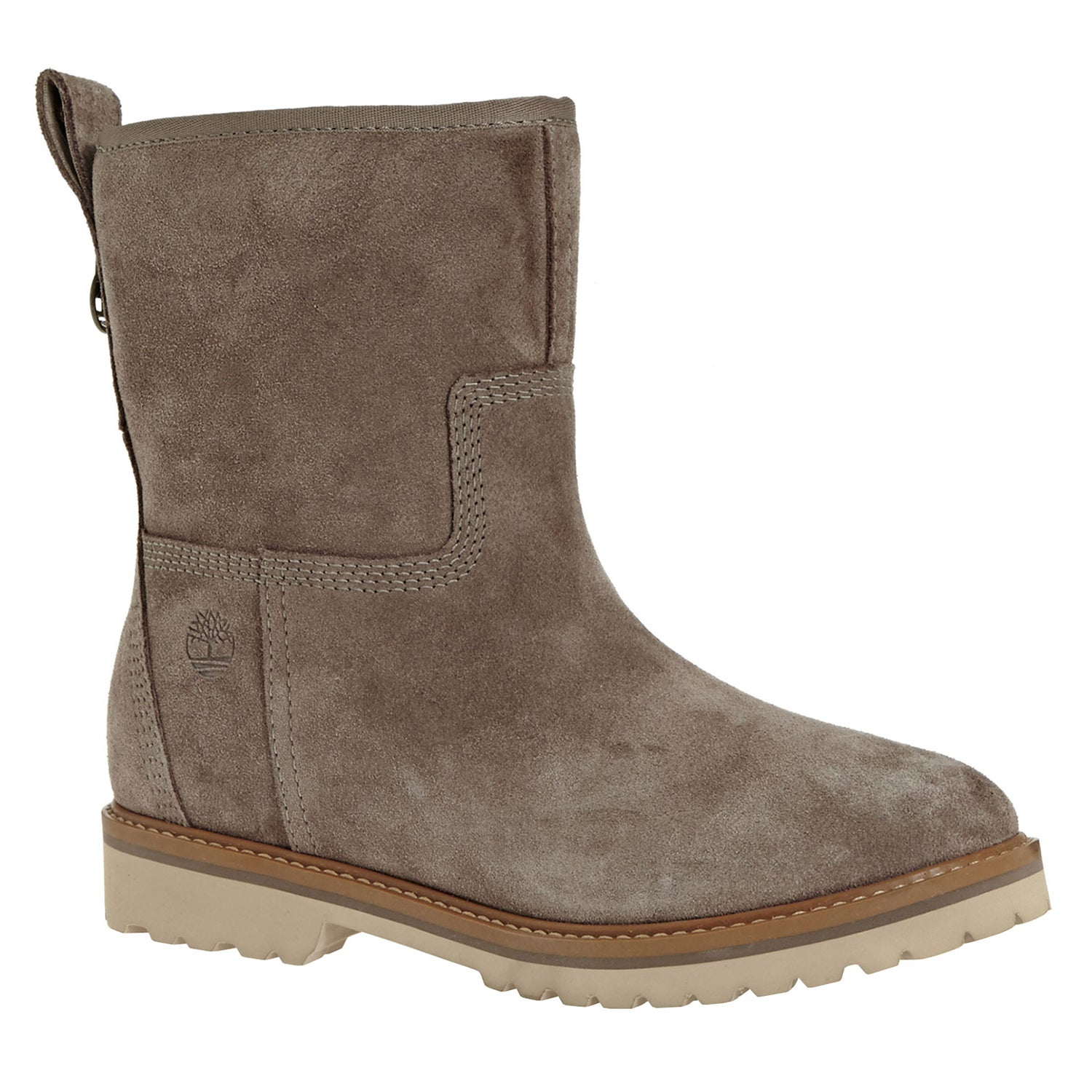Details about Timberland Chamonix Valley Womens Boots Taupe