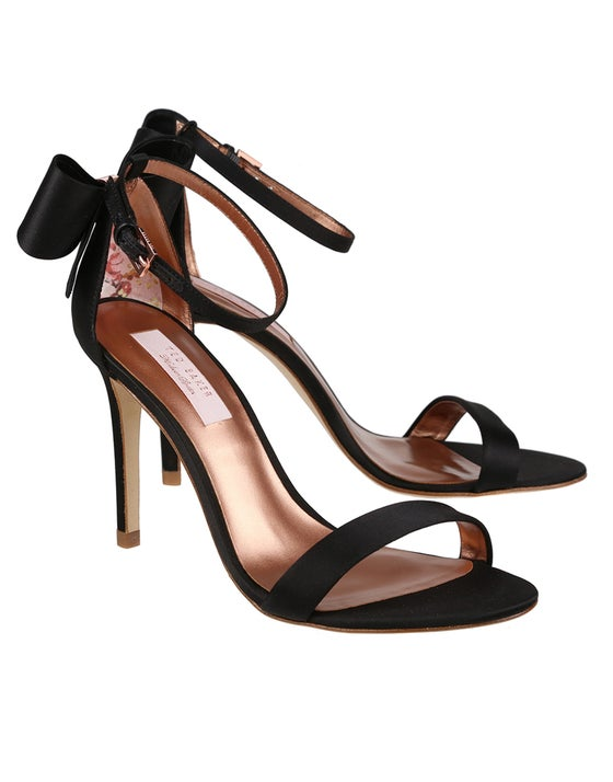a6d3ac5034 Ted Baker Bowtifl Bow Heeled Women's Dress Shoes - Black