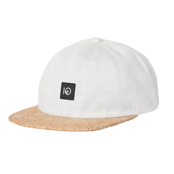 new product 0a24e dcc05 Tentree. Tentree Spire Cap - Hi Rise Grey Marled cork