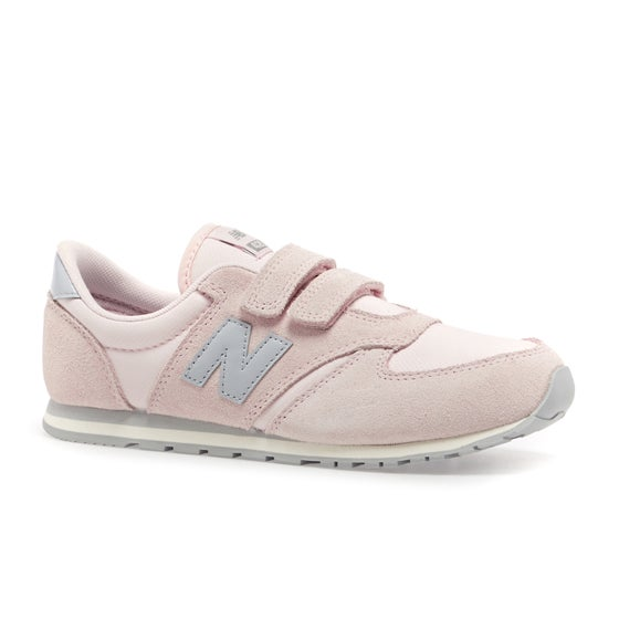 2ddc65ae29e19 New Balance. New Balance 420 hook and loop Kids Shoes - Pink Grey
