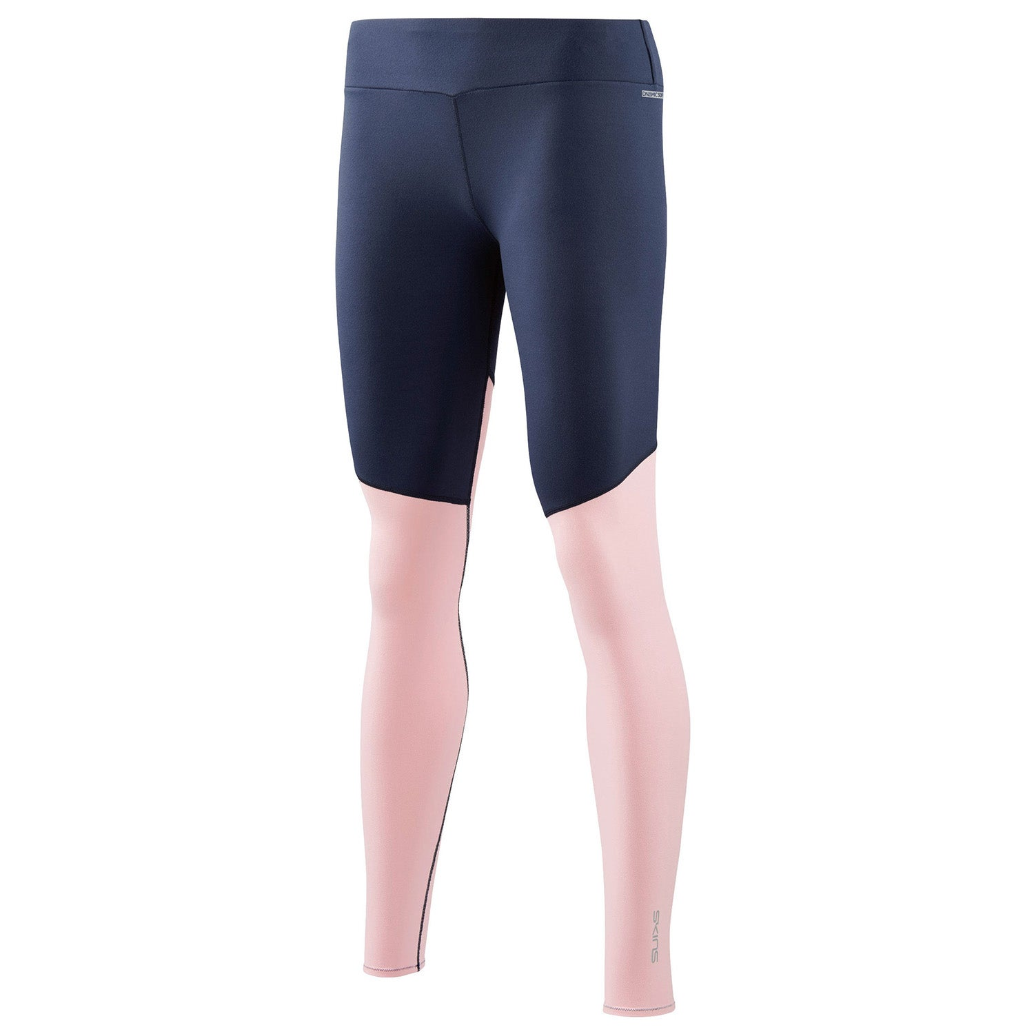 New Womens Compression Sports Gear Base Layer Skin Tight Long Gym PantsPink