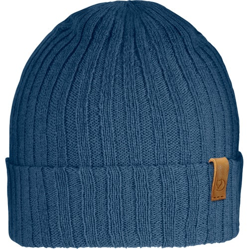Fjallraven Byron Thin Beanie - Uncle Blue