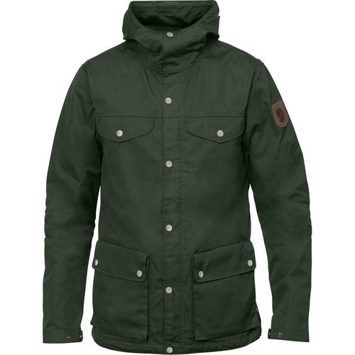 Fjallraven Greenland Windproof Jacket - Deep Forest