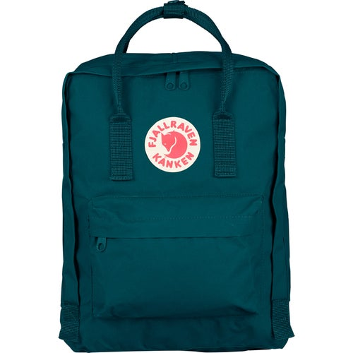 Fjallraven Kanken Classic Backpack - Glacier Green
