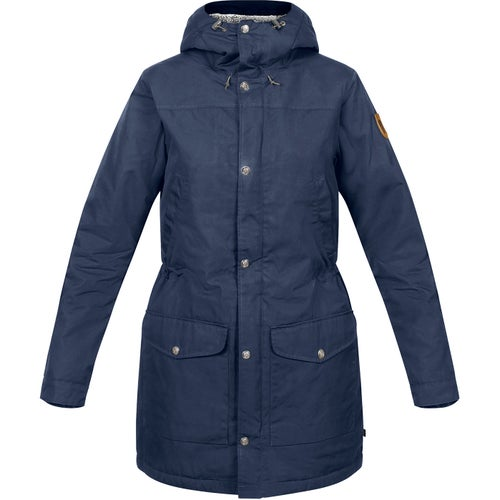Fjallraven Greenland Winter Parka W Jacket - Night Sky