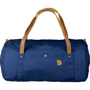 Fjallraven No.4 Large Duffle Bag - Deep Blue
