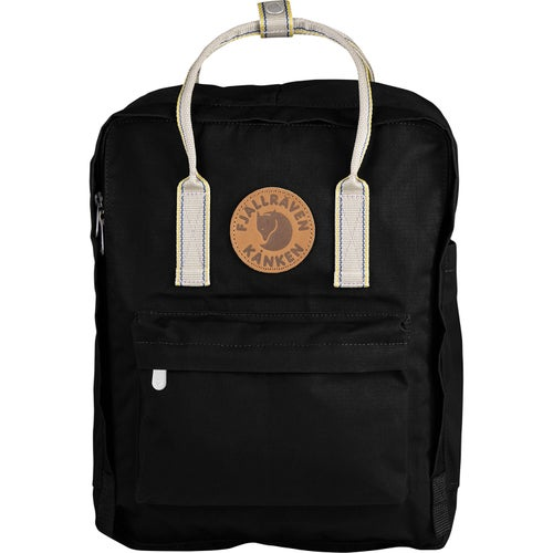 Fjallraven Kanken Greenland Backpack - Black greenland Pattern