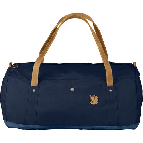 Fjallraven No.4 Large Duffle Bag - Dark Navy-uncle Blue