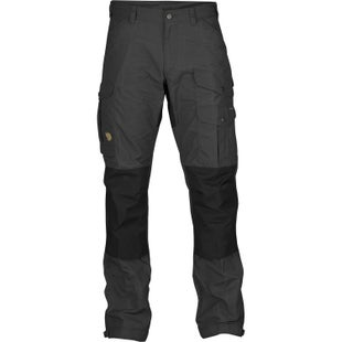 Fjallraven Vidda Pro Long Leg Walking Pants - Dark Grey