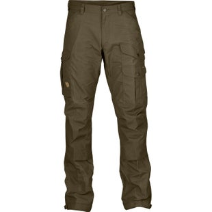 Fjallraven Vidda Pro Long Leg Walking Pants - Dk.olive-dk.olive