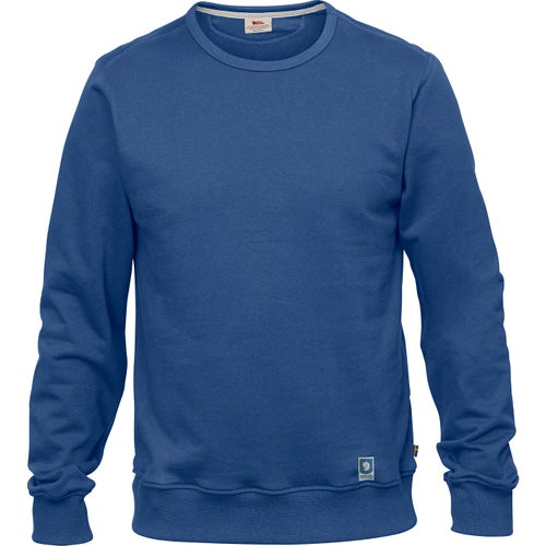 Fjallraven Greenland Sweater - Deep Blue