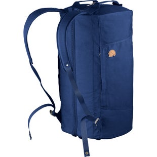 Fjallraven Splitpack Large Duffle Bag - Deep Blue