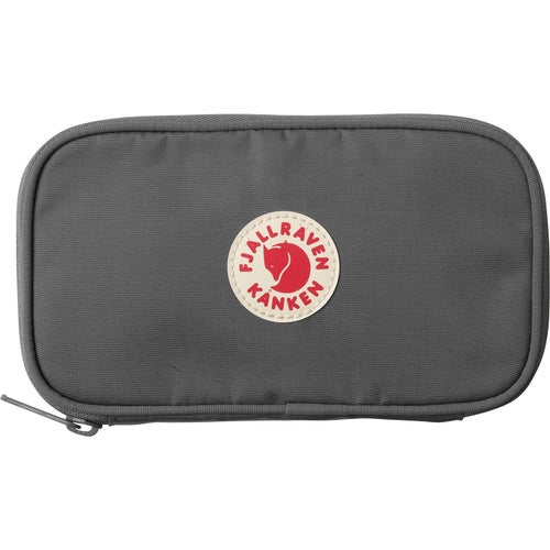 Fjallraven Kånken Travel Wallet - Super Grey