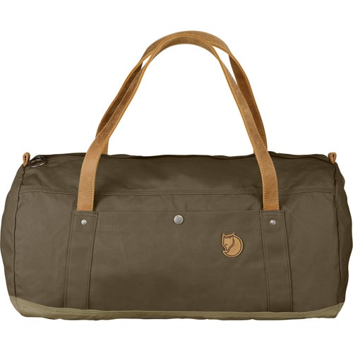 Fjallraven No.4 Large Duffle Bag - Khaki-sand