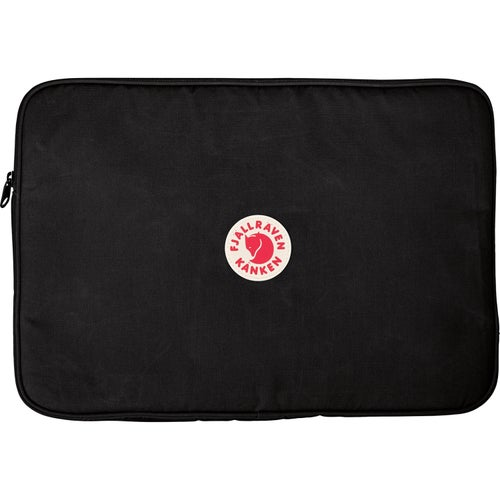 Fjallraven Kånken Laptop Case 15 Laptop Cover - Black