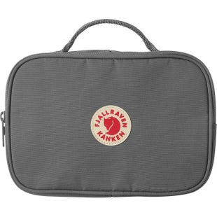 Fjallraven Kånken Toiletry Bag Washbag - Super Grey