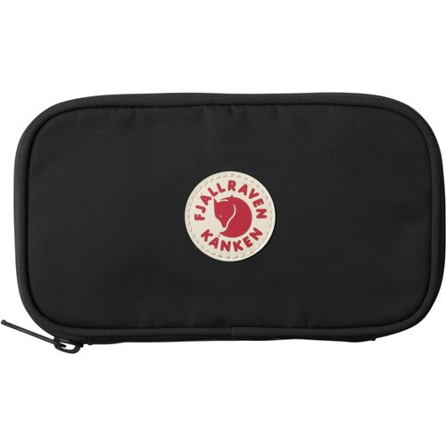 Fjallraven Kånken Travel Wallet - Black