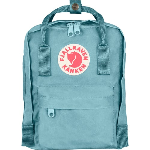 Fjallraven Kanken MINI Backpack - Sky Blue