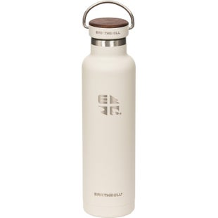 Earthwell Woodie Vb 22oz Water Bottle - Walnut Baja Sand