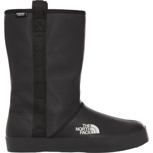 North Face W Bscmp Rain Bt Shrt Boots - TNF Black TNF Black