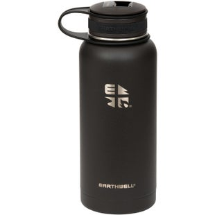 Earthwell Kewler Opener Vb 32oz Water Bottle - Volcanic Black