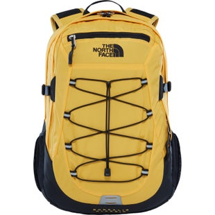 North Face Borealis Classic Backpack - TNF Yellow Ripstop TNF Black