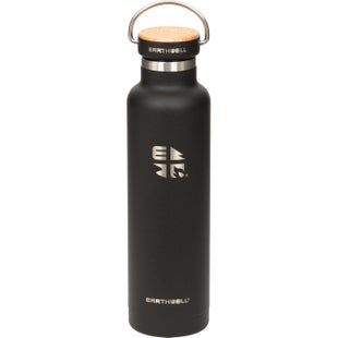 Earthwell Woodie Vb 22oz Water Bottle - Maple volcanic Black