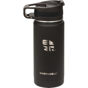 Earthwell Roaster Loop Vb 16oz Flask - Volcanic Black
