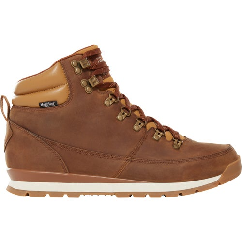 North Face Back To Berkeley Redux Leather Boots - Dijon Brown Tagumi Brown