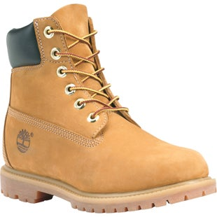 Timberland Af 6in Prem Wheat Nb Yellow Boots - Wheat Waterbuck