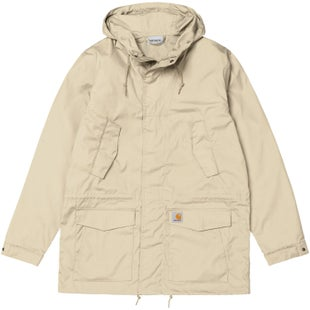 Carhartt Battle Parka Jacket - Mojave