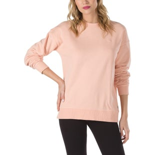 Vans Mason Crew Ladies Sweater - Rose Cloud