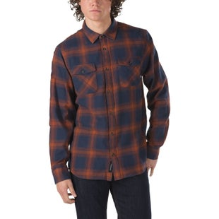 Vans Monterey III Shirt - Dress Blues Sequoia