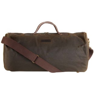 Barbour Gamefair Holdall Duffle Bag - Archive Olive
