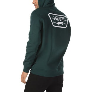Vans Full Patched Hoody - Darkest Spruce