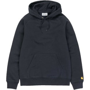 Carhartt Hooded Chase 2018 Hoody - Dark Navy Gold