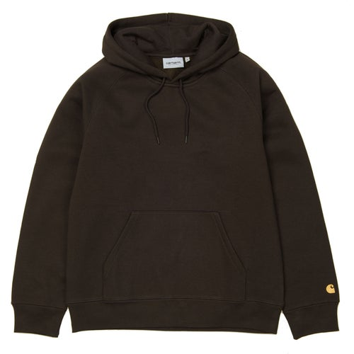Carhartt Hooded Chase 2018 Hoody - Tobacco Gold