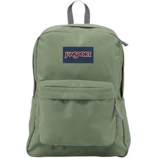 Jansport Superbreak Backpack - Muted Green
