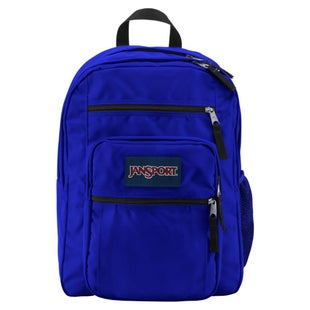 Jansport Big Student Backpack - Regal Blue