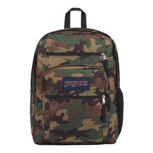 Jansport Big Student Backpack - Surplus Camo