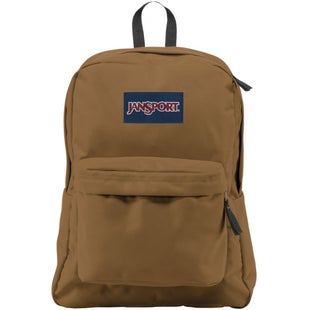 Jansport Superbreak Backpack - Carpenter Brown