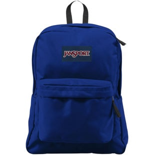 Jansport Superbreak Backpack - Regal Blue