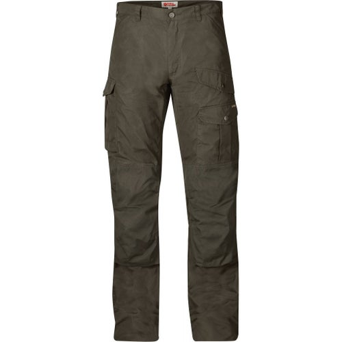 Fjallraven Barents Pro Walking Pants - Dark Olive Dark Olive