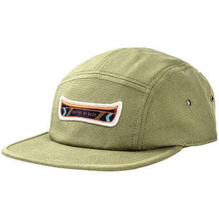 United by Blue Canoe 5 Panel Cap - Olive