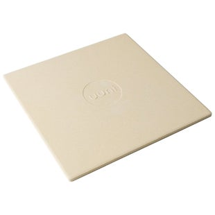 Ooni Pro Stone Baking Board for Pizza Oven Cook System - Cream