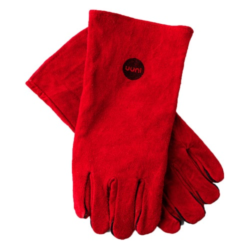 Ooni Gloves Camping Accessory - Red