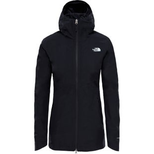 North Face Hikesteller Parka Shell Ladies Jacket - TNF Black