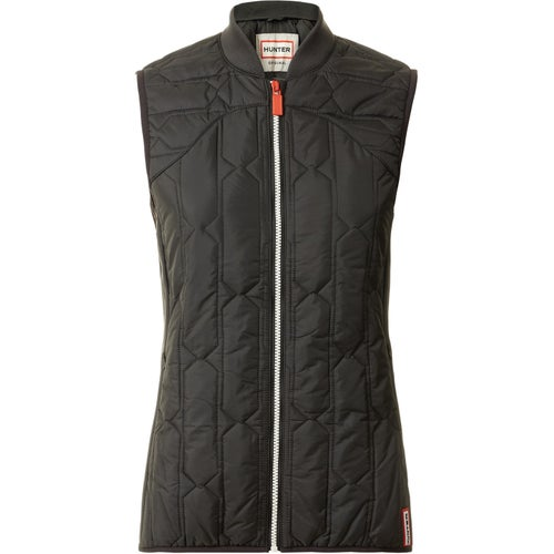 Hunter Original Mid Layer Ladies Vest - Black